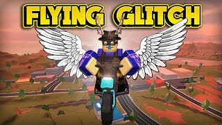 VERRÜCKTE NEUE FLYING GLITCH! (ROBLOX Jailbreak)