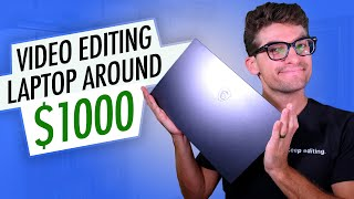 2020 Best Laptops for Video Editing Around $1000