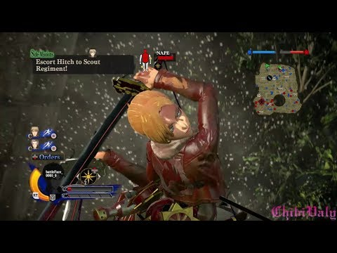 [Attack on Titan - Wings of Freedom] Expedition Mode (Annie) (Hidden character) #6