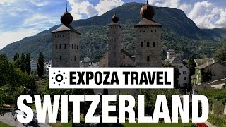 Switzerland (Europe) Vacation Travel Video Guide(Travel video about destination Switzerland. We take you to the Berner Oberland and ride the Jungfrau Railway to the