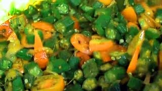 Bendakaya Pulusu | Okra In Tamarind Gravy | Andhra Special Food