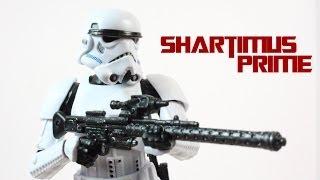 Star Wars Stormtrooper 6 Inch Black Series Wave 3 Figure Review