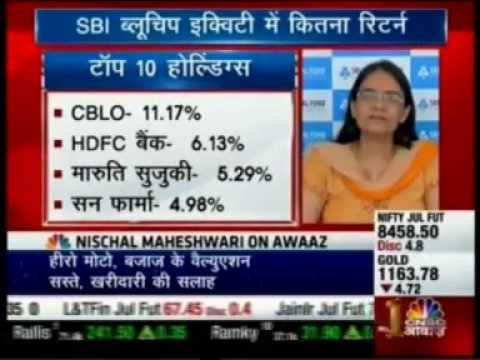 Fund review of SBI BlueChip Fund by Ms Sohini Andani, Fund Manager, SBI Mutual Fund