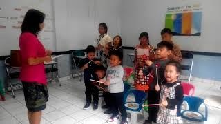 JKA Kids Tik Tok Bunyi Jam