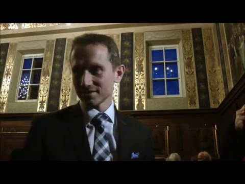 EIR asks Danish Foreign Minister Kristian Jensen about threat of nuclear war, Feb. 4, 2016