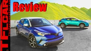 2018 Toyota C-HR Review: Everything You Ever Wanted To Know