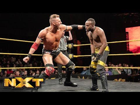 Dominik Dijakovic vs. Aaron Mackey: WWE NXT, Dec. 19, 2018