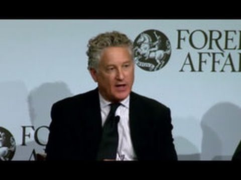 """Brazil's Economic Challenges"" (Council on Foreign Relations, New York City)"