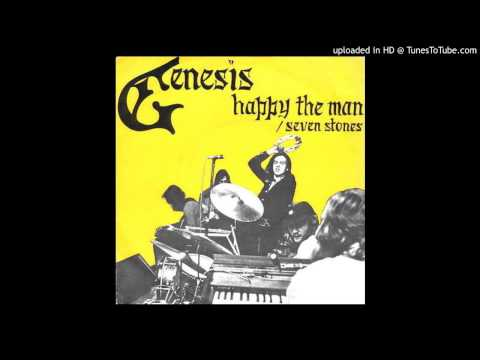 Genesis - Happy The Man (1972)