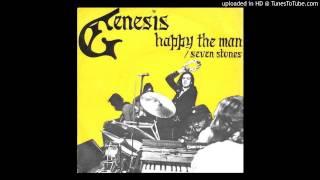Genesis - Happy The Man (1972)