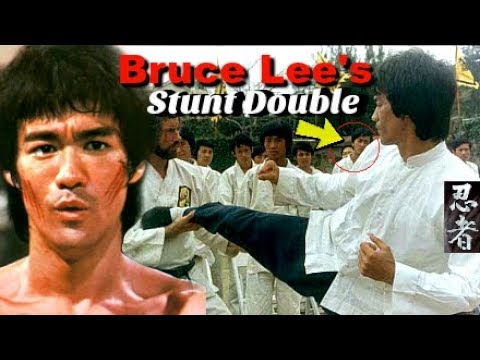 BRUCE LEE'S ONE & ONLY STUNT DOUBLE! ☯Yuen Wah Speaks About His Backflip Kicks in Enter The Dragon💥.