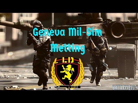 Geneva Milsim Meeting
