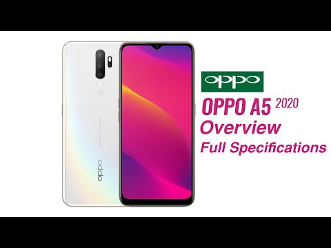 Oppo A5 2020 Price, Overview & Full Specifications