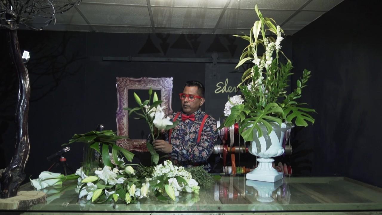 Arreglo Floral Para Iglesia T3e7