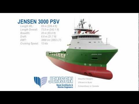 Jensen 3000 PSV
