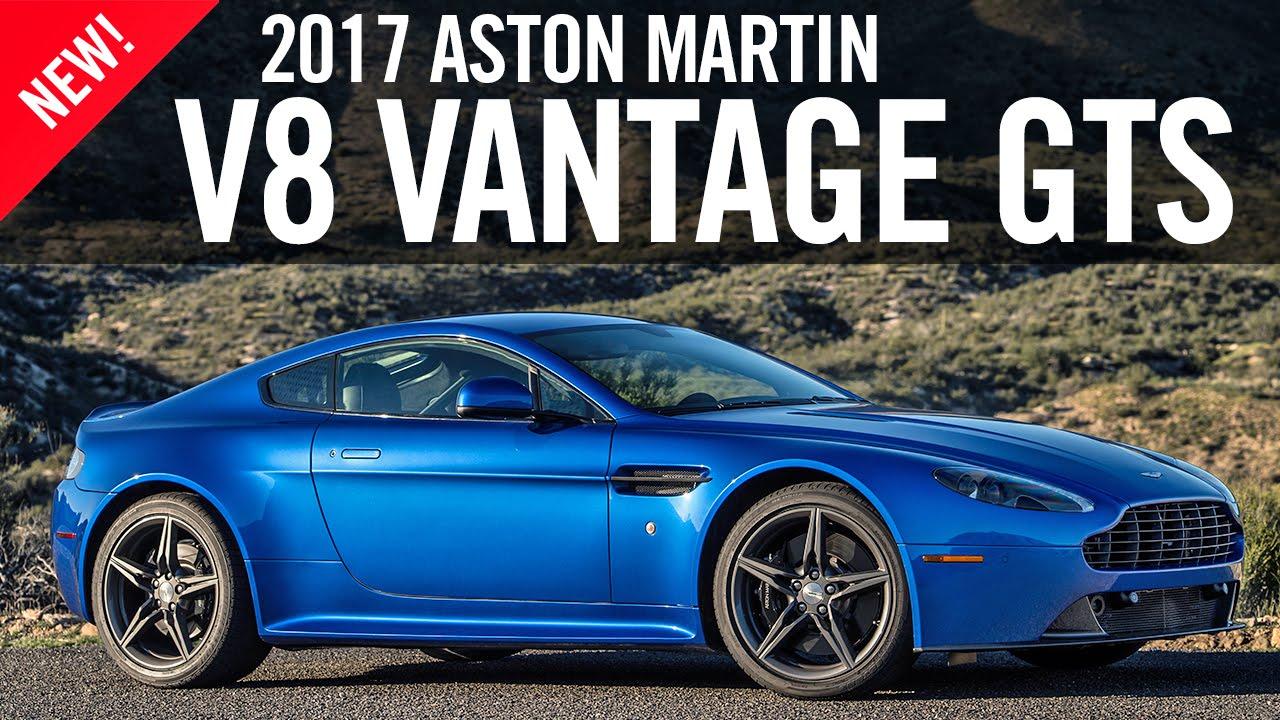 2017 Aston Martin V8 Vantage
