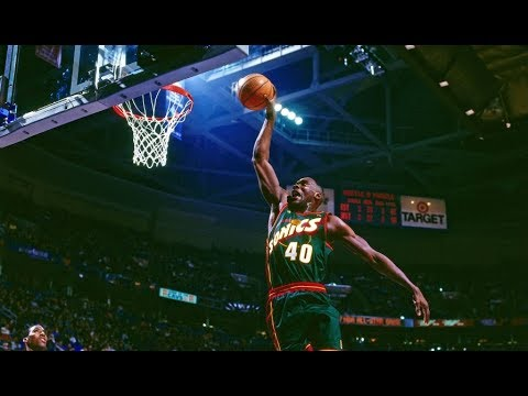 Shawn Kemp's ULTIMATE Career Mixtape
