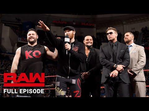 WWE Raw Full Episode, 16 April 2018