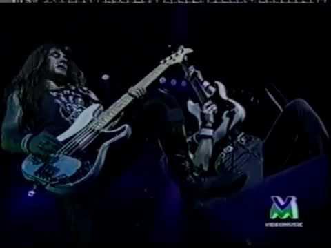 Iron Maiden Real Live Tour