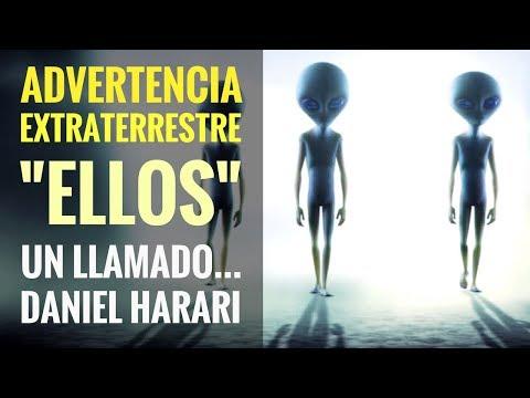 ESTRATEGIA EXTRATERRESTRE: Un llamado por el PLANETA TIERRA: DANIEL HARARI