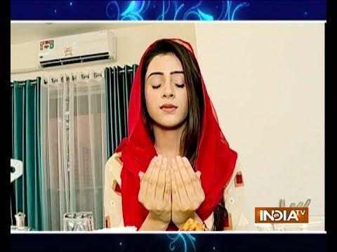 Jijaji Chhat Par Hai actress Hiba Nawab throws Iftar party