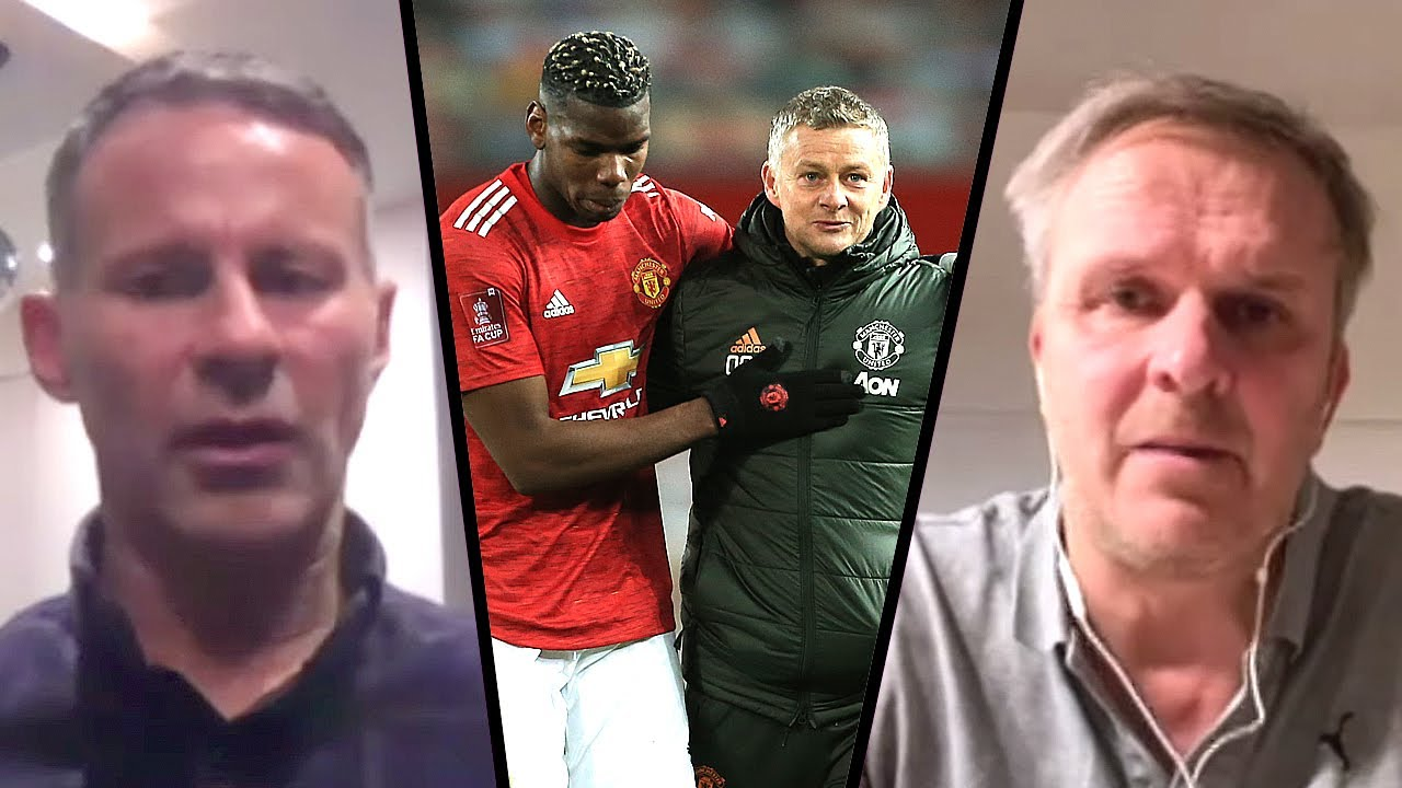 Giggs and Hamann heap PRAISES on Ole for handling of Pogba & Raiola situation | Astro SuperSport