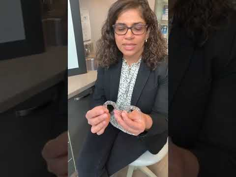 Dr  Tasneem Rhemtulla Talks About Invisalign
