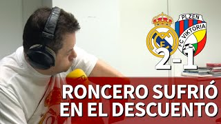 Download Video Real Madrid 2 Viktoria Plzen 1 | Roncero, de los nervios, no quiso ver el final | Diario AS MP3 3GP MP4