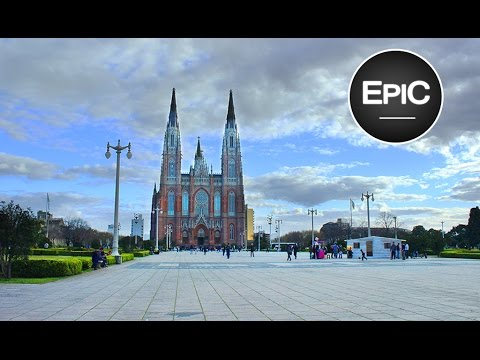 Quick City Overview: La Plata, Argentina (HD)