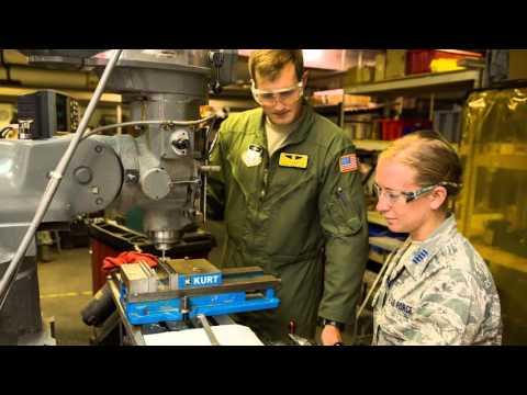 US Air Force Academy Astronautics Video