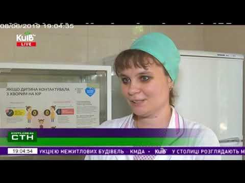Телеканал Київ: 08.06.19 Столичні телевізійні новини 19.00