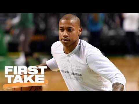 Celtics Need To Trade Isaiah Thomas | Final Take | First Take | May 23, 2017