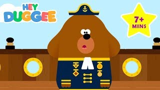 Duggee's Funny Faces - Hey Duggee - Duggee's Best Bits