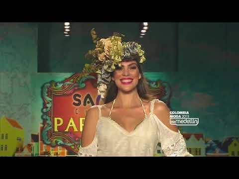 Colombia Moda 2015 - Desfile Paradizia