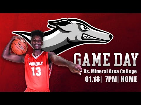 Greyhounds vs. Mineral Area College