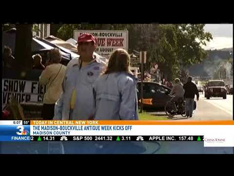 Brandon Roth Live Bouckville Antique Week 8/14/17