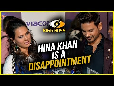 Hina Khan Is A Disappointment Says Ex Bigg Boss Contestants Keith Sequeira And Rochelle Rao