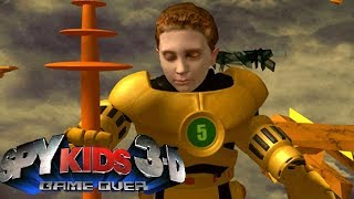 Spy-Kids 3D: Game Over (2003) - Gameplay (PC 720p 60fps)