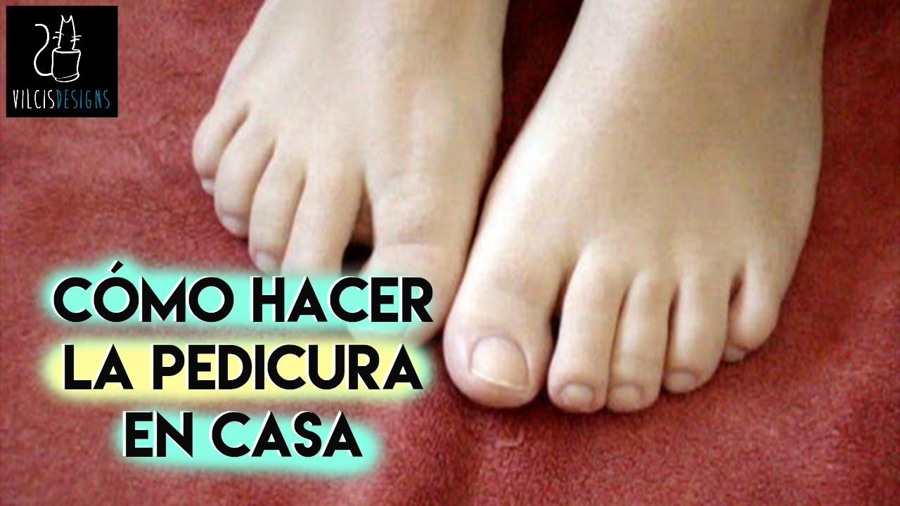 Pedicura casera: prepara tus pies / Homemade pedicure: get your feet ...