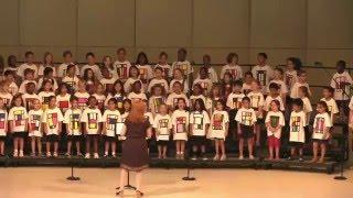 """Usdan Center Discovery Chorus - """"A"""" You"""
