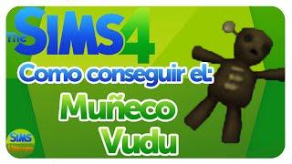 Como conseguir el muñeco Vudu en Los Sims 4! - Tutorial español