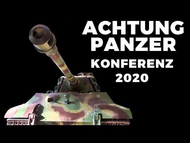 Achtung Panzer Konferenz 2020