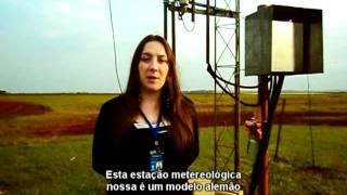 Entrevista no Aeroporto de Maringá, Tema: Meio Ambiente: AR