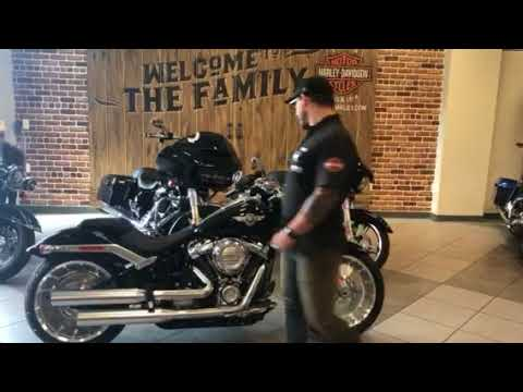 2018 ~ 2019 Harley-Davidson FatBoy | For sale in Florida | new colors