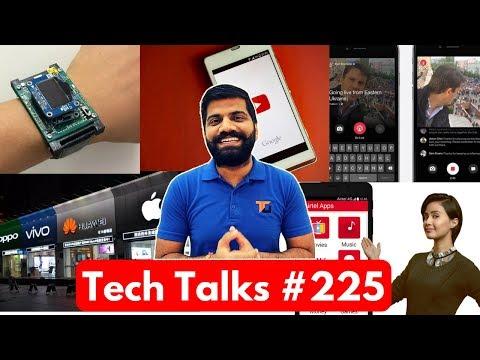 Tech Talks #225 - Oppo Vivo Down, Google Maps, SpaceX, E-Mosquito