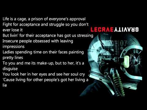 Lecrae - Free from it all (feat. Mathai) with Lyrics