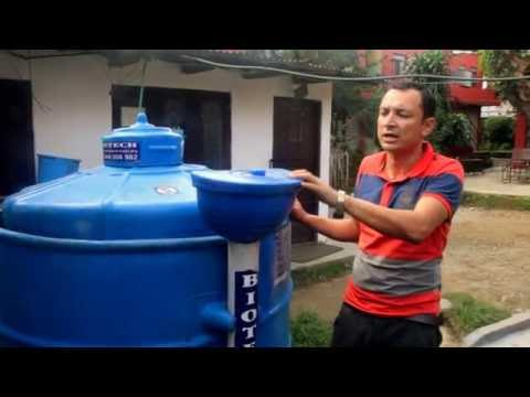Alternative Bio Energy Pokhara Nepal (Bio Gas)