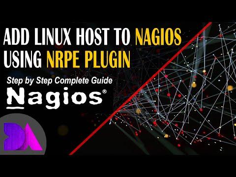 Nagios+NRPE : Monitor Linux Host With Nagios Using NRPE