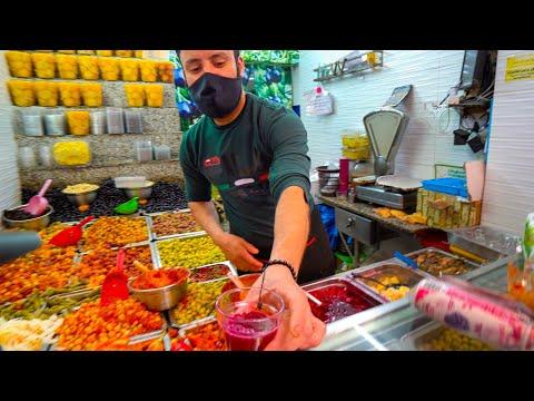 Morocco Street Food - RABAT'S #1 STREET FOOD GUIDE!! CRAZY Halal Moroccan Food in Rabat!!