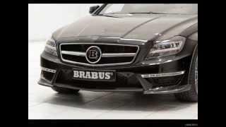 Brabus B63S 730 2013 Videos